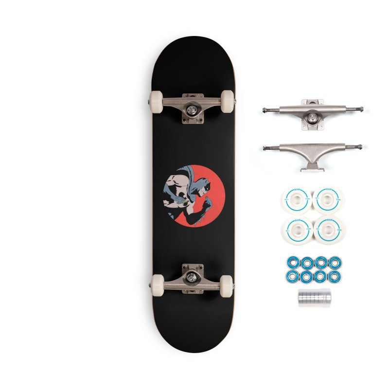 CandyManiac Accessories Complete - Basic Skateboard by darruda's Artist Shop