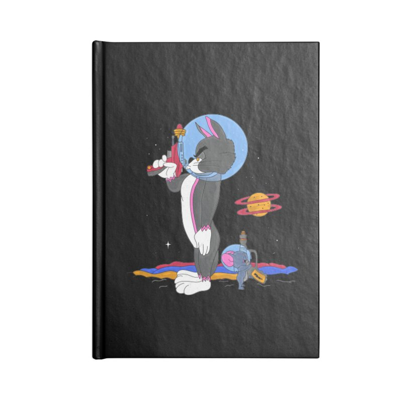 Planetary Rivals Accessories Notebook by darruda's Artist Shop