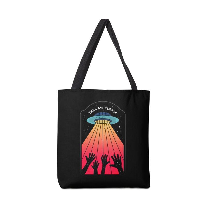 Take me Please Accessories Bag by darruda's Artist Shop