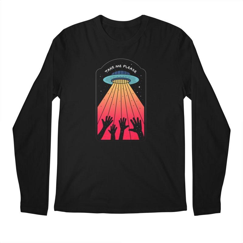 Take me Please Men's Longsleeve T-Shirt by darruda's Artist Shop