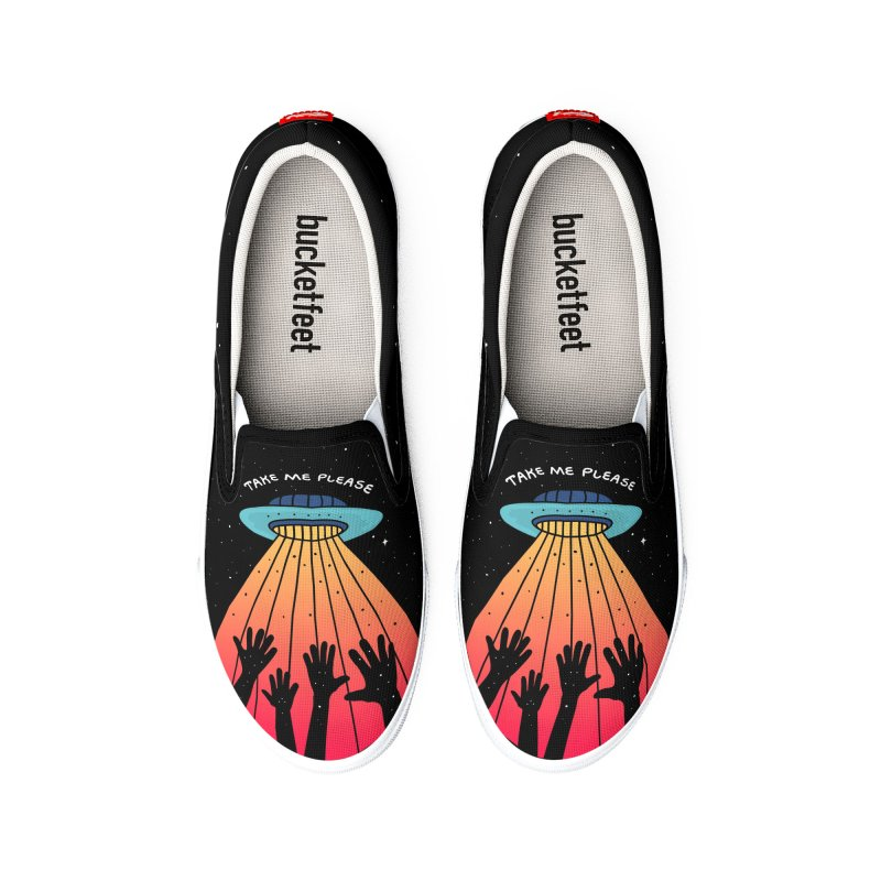Take me Please Men's Shoes by darruda's Artist Shop