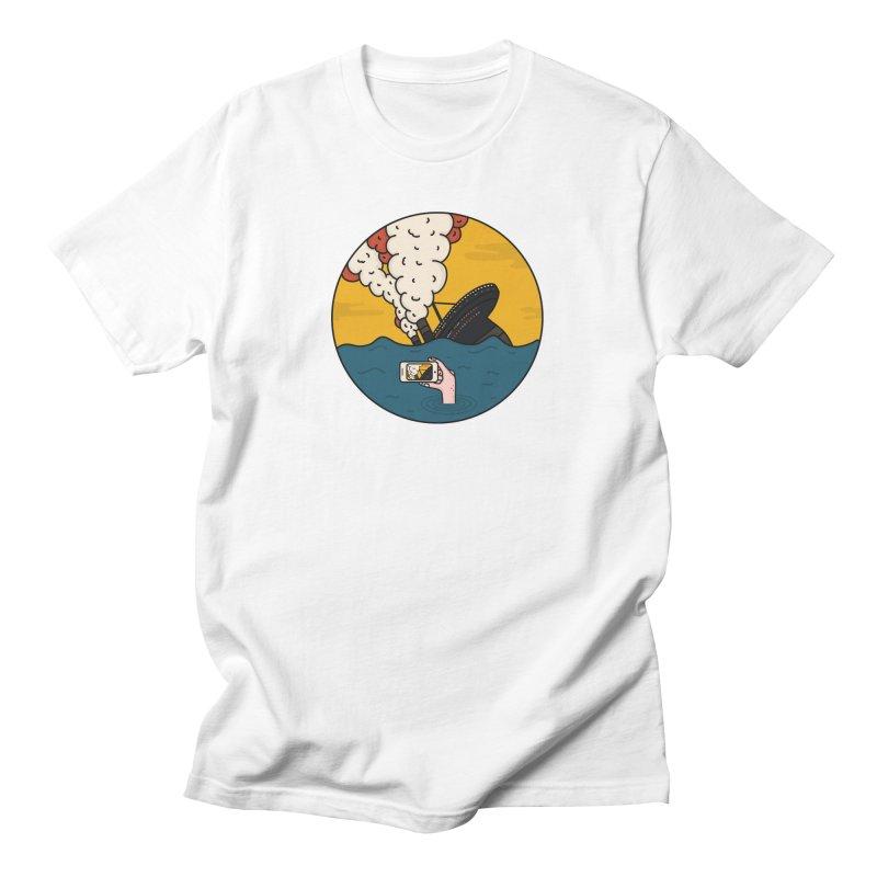 Social Catastrophe Women's Unisex T-Shirt by darruda's Artist Shop