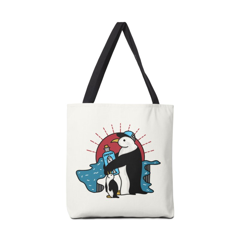 Cold Gin Time Again Accessories Bag by darruda's Artist Shop