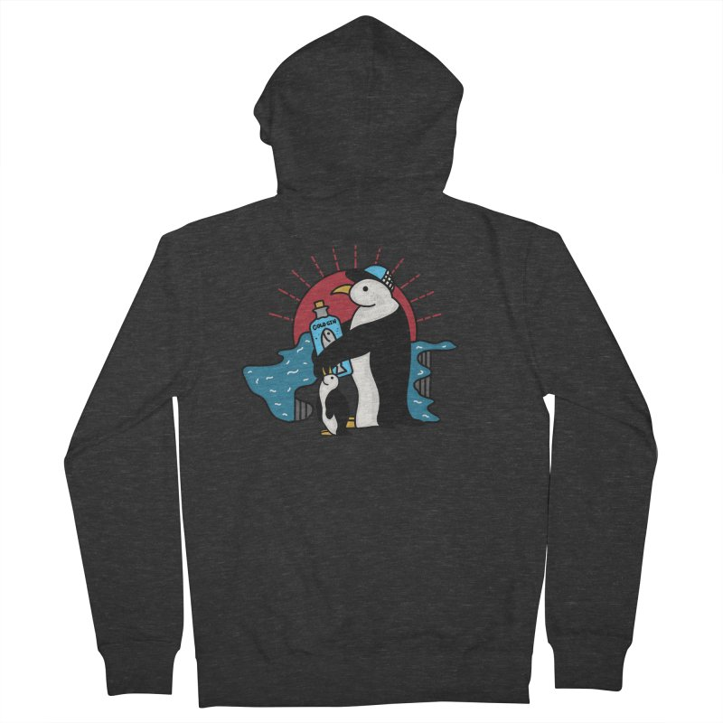 Cold Gin Time Again Women's Zip-Up Hoody by darruda's Artist Shop