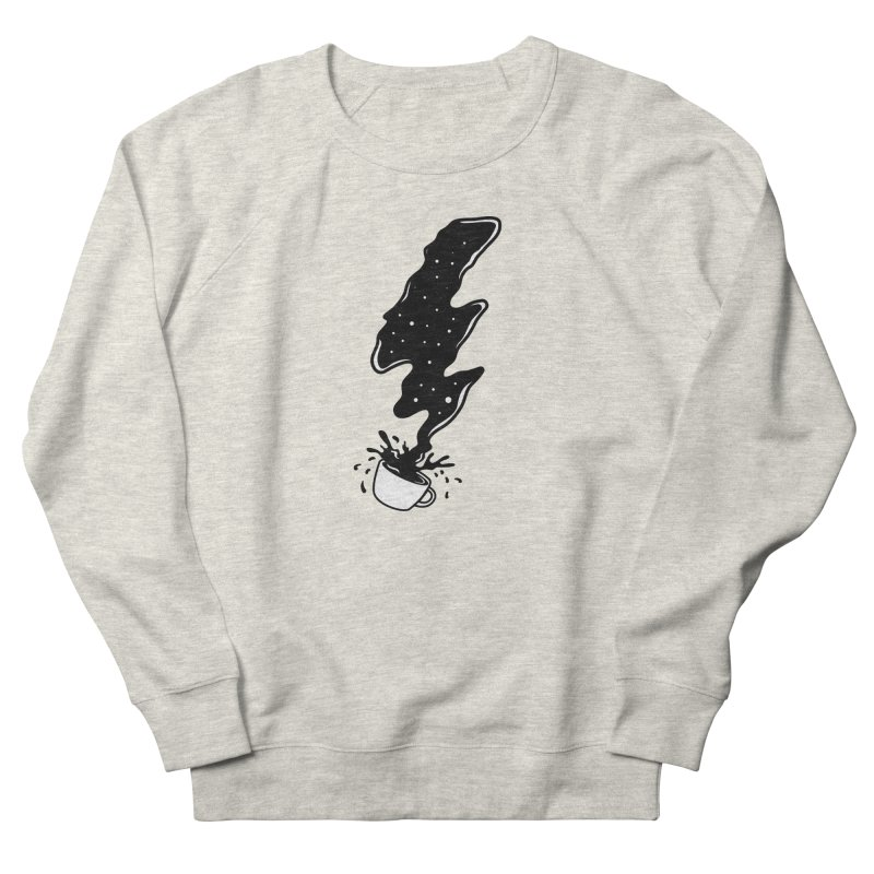 Black Coffee Women's Sweatshirt by darruda's Artist Shop