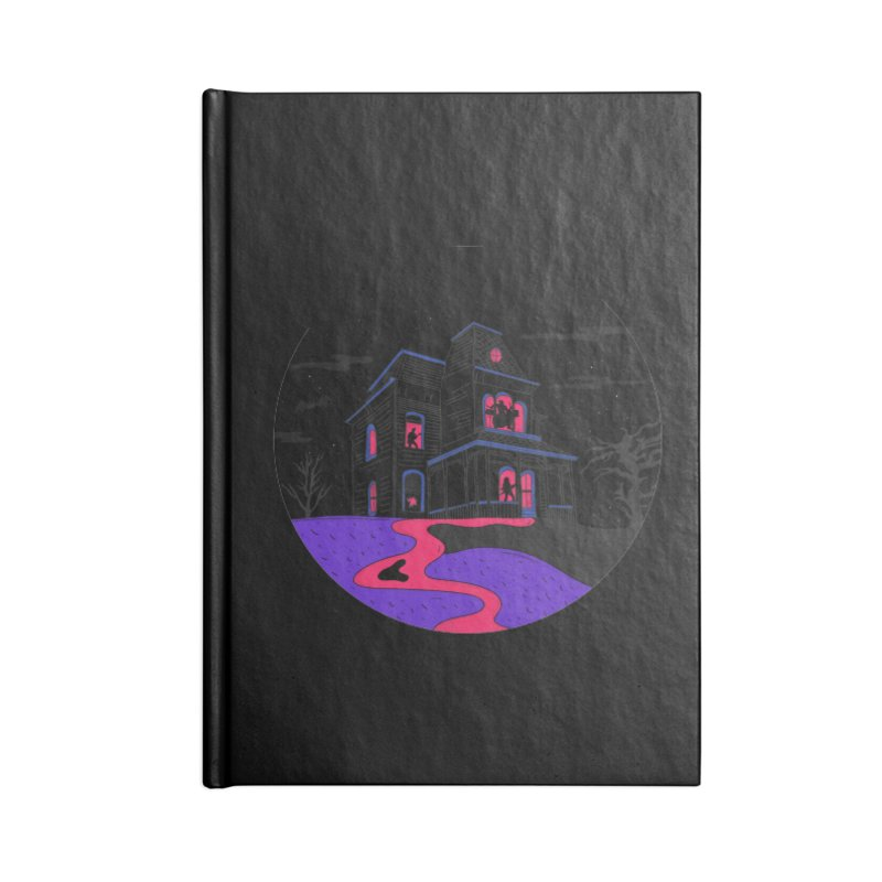 Blood Brothers Accessories Notebook by darruda's Artist Shop