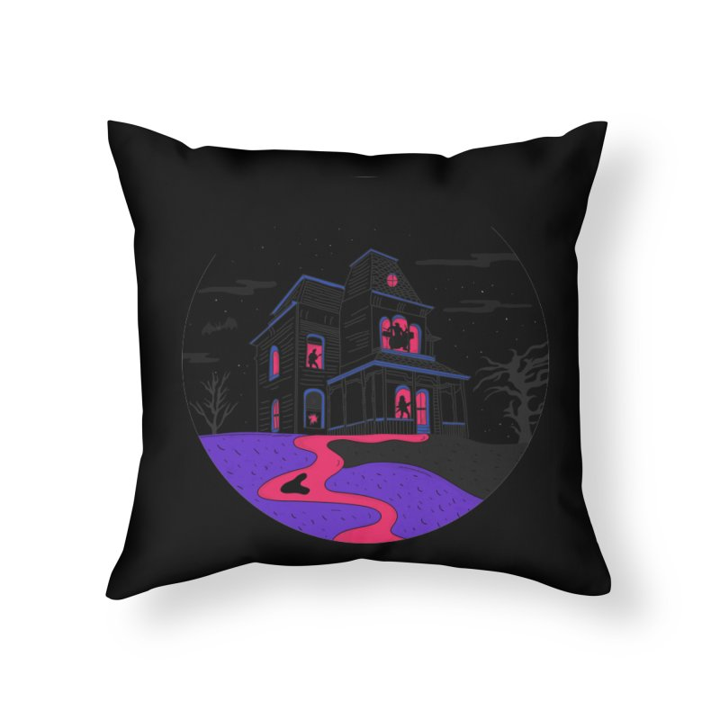 Blood Brothers Home Throw Pillow by darruda's Artist Shop