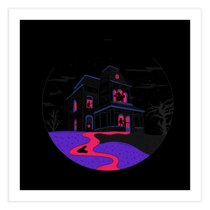 Blood Brothers Home Fine Art Print by darruda's Artist Shop