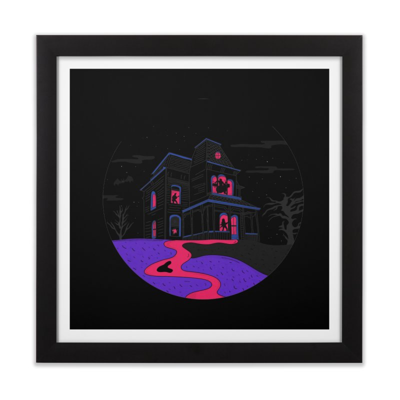 Blood Brothers Home Framed Fine Art Print by darruda's Artist Shop