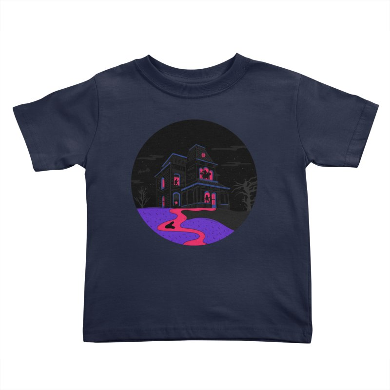 Blood Brothers Kids Toddler T-Shirt by darruda's Artist Shop