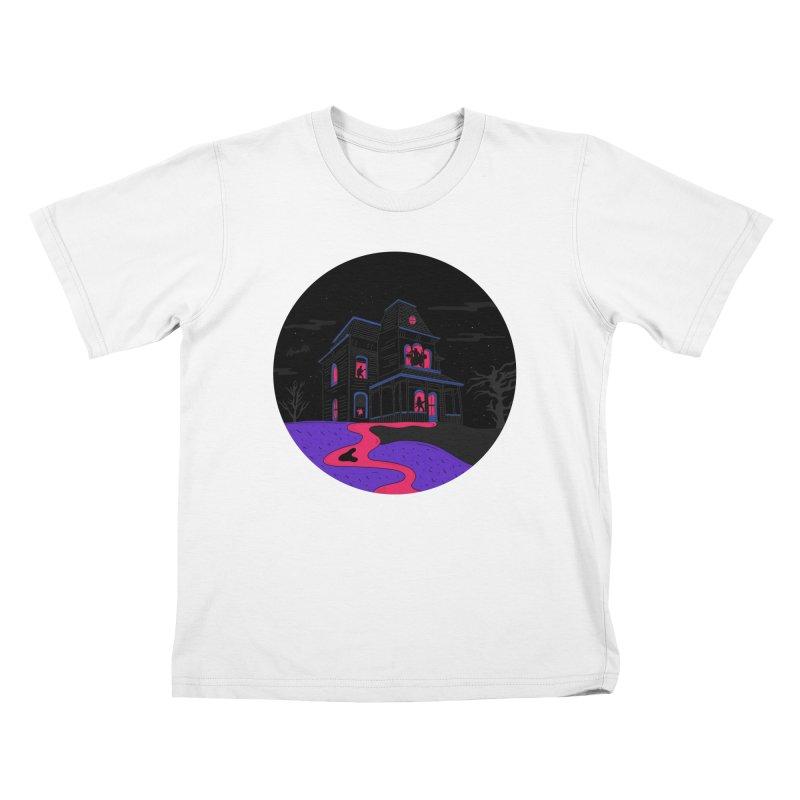 Blood Brothers Kids T-Shirt by darruda's Artist Shop