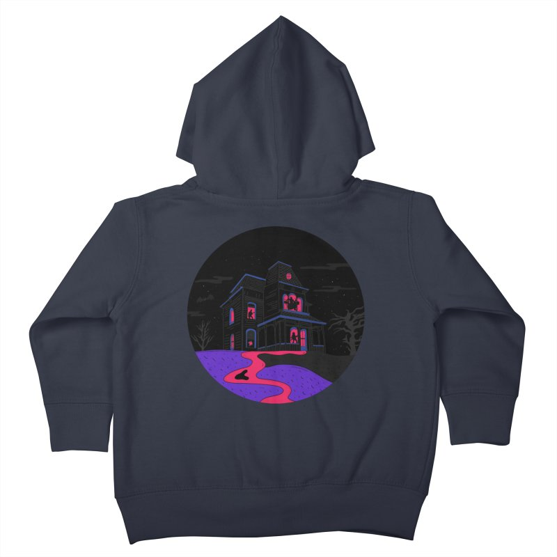 Blood Brothers Kids Toddler Zip-Up Hoody by darruda's Artist Shop