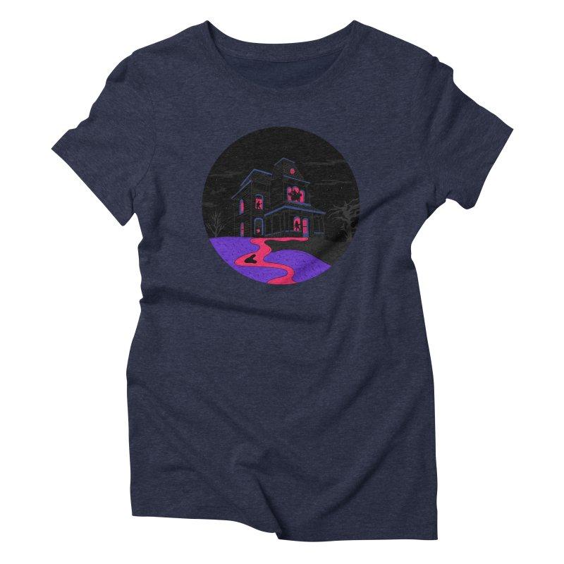 Blood Brothers Women's Triblend T-Shirt by darruda's Artist Shop