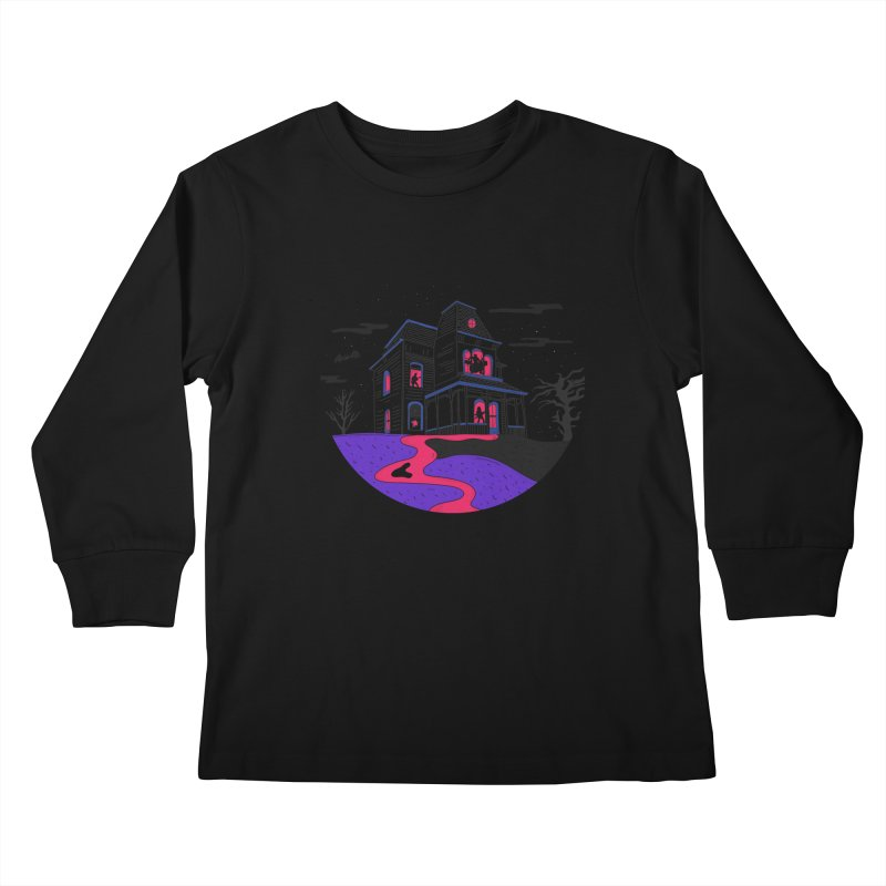 Blood Brothers Kids Longsleeve T-Shirt by darruda's Artist Shop