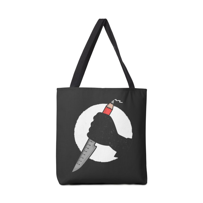 Creative Psycho Accessories Bag by darruda's Artist Shop