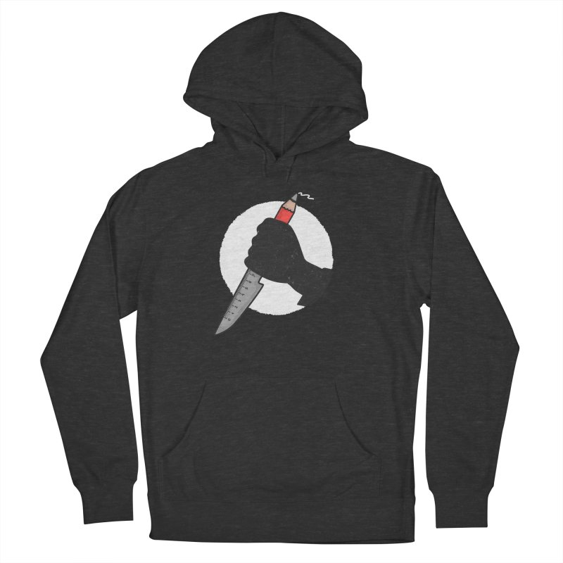 Creative Psycho Men's Pullover Hoody by darruda's Artist Shop