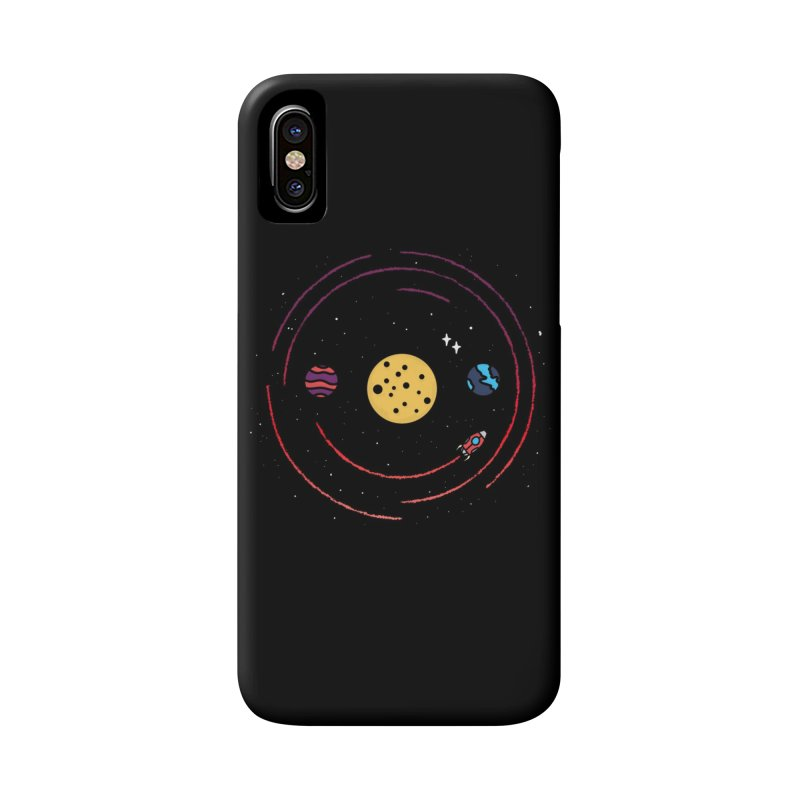 Smile, You're in Space Accessories Phone Case by darruda's Artist Shop
