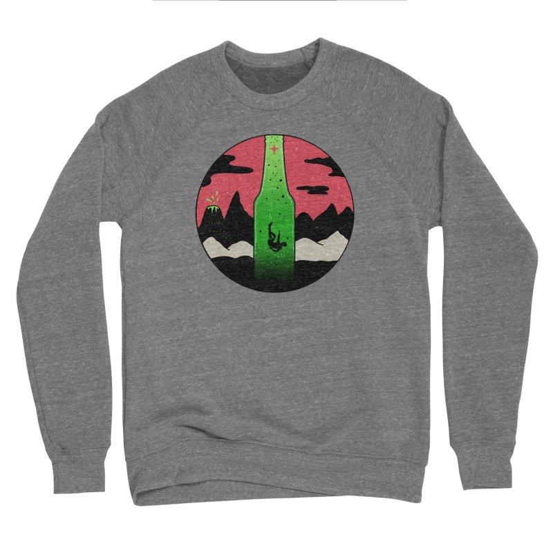 Green Experience Women's Sponge Fleece Sweatshirt by darruda's Artist Shop