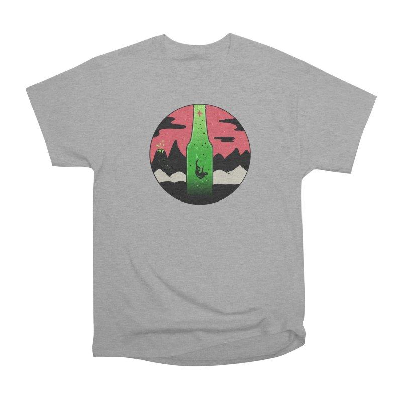 Green Experience Women's Heavyweight Unisex T-Shirt by darruda's Artist Shop