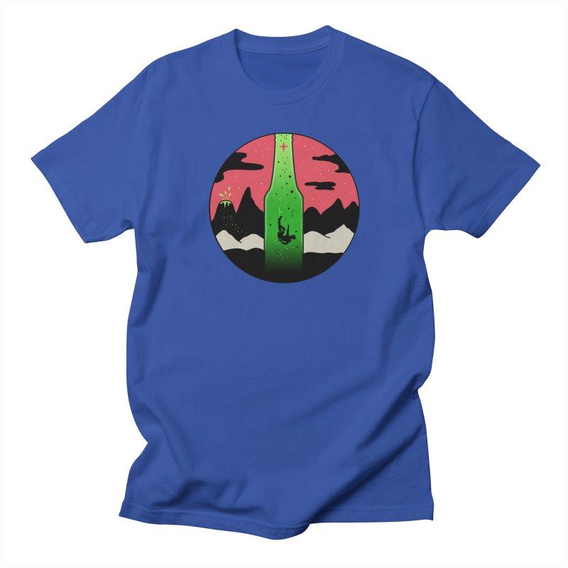 Green Experience Women's Regular Unisex T-Shirt by darruda's Artist Shop