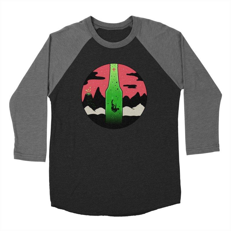 Green Experience Women's Baseball Triblend Longsleeve T-Shirt by darruda's Artist Shop