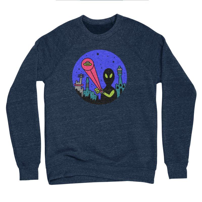 Calling Home Women's Sponge Fleece Sweatshirt by darruda's Artist Shop