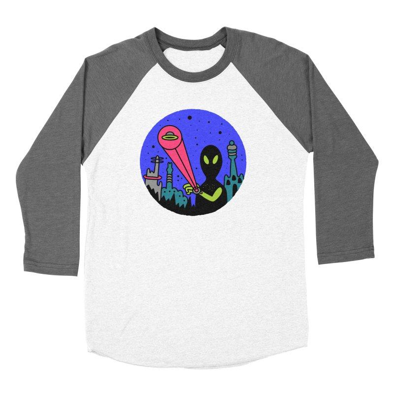 Calling Home Women's Baseball Triblend Longsleeve T-Shirt by darruda's Artist Shop