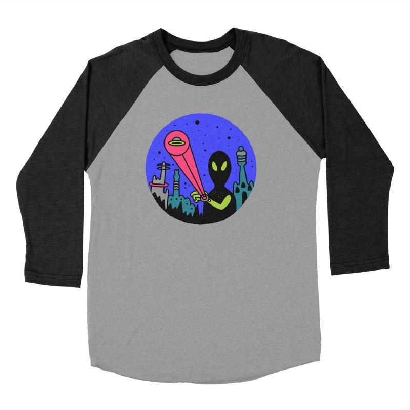 Calling Home Men's Baseball Triblend Longsleeve T-Shirt by darruda's Artist Shop