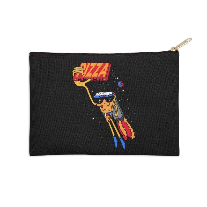 Pizza Hero Accessories Zip Pouch by darruda's Artist Shop