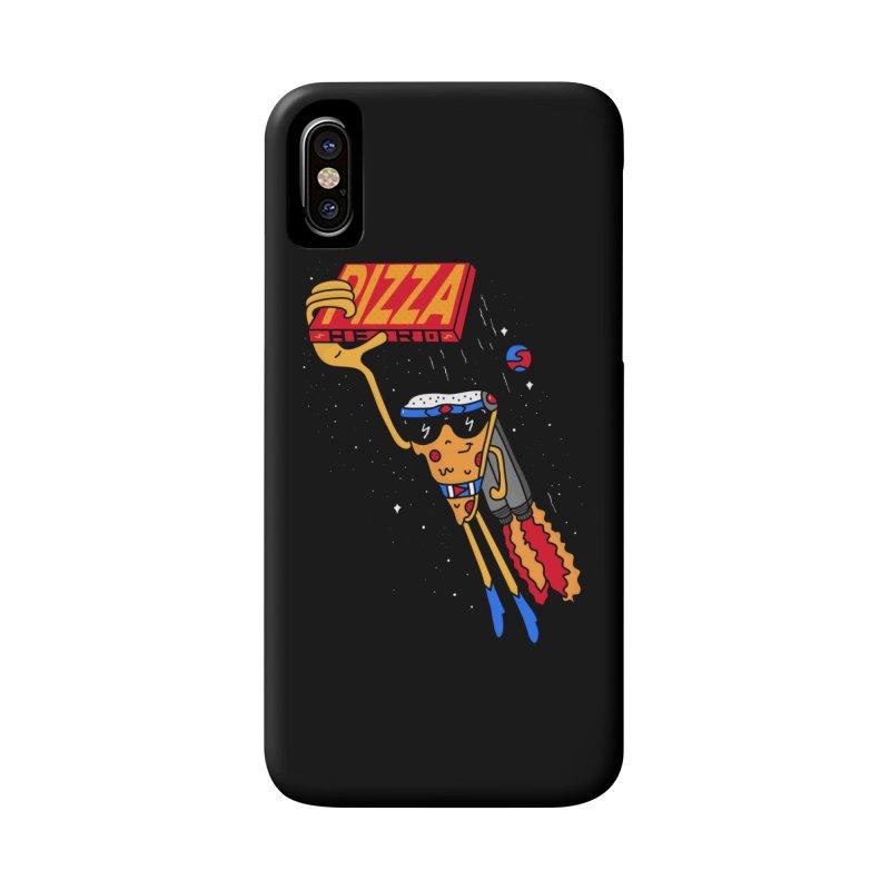 Pizza Hero Accessories Phone Case by darruda's Artist Shop