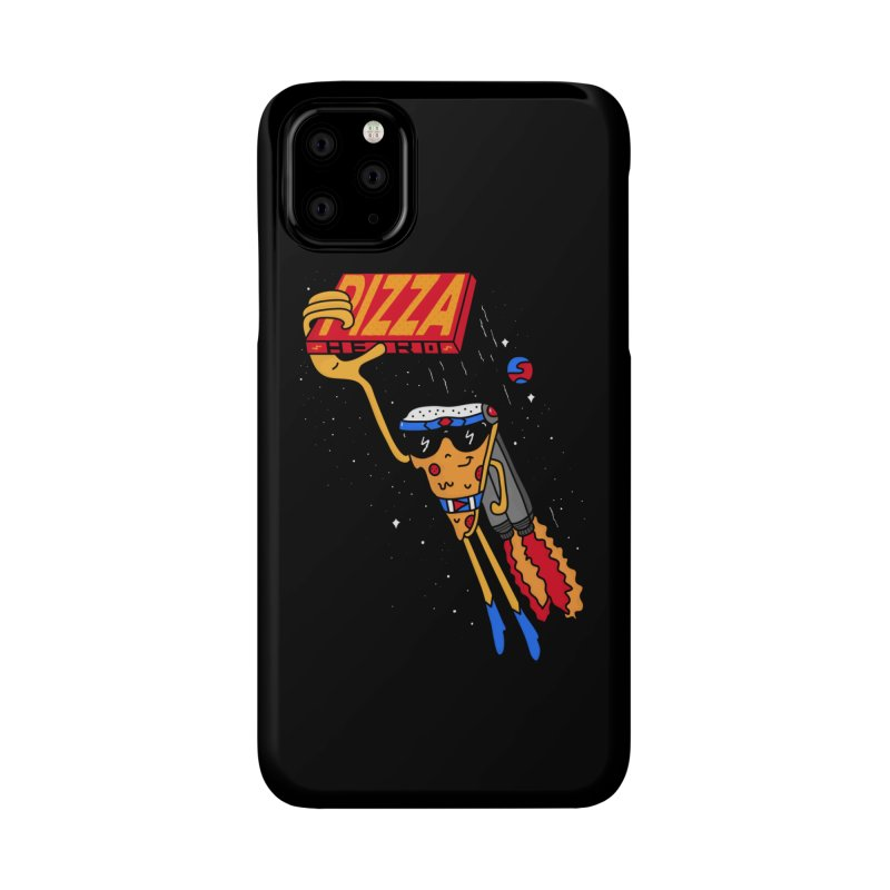 Pizza Hero Accessories Phone Case by darruda's Artist Shop