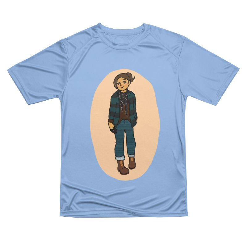 Oufit of the Day Men's T-Shirt by dasiavou's Artist Shop