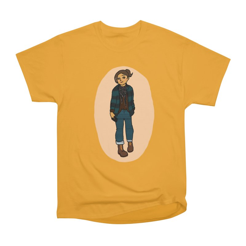 Oufit of the Day Women's T-Shirt by dasiavou's Artist Shop