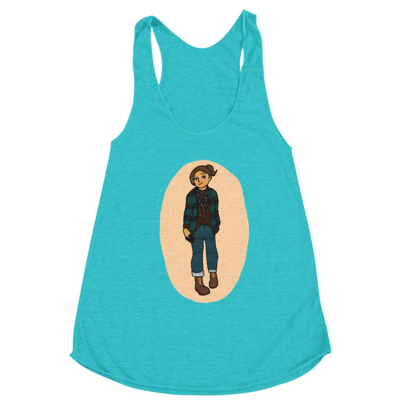 Oufit of the Day Women's Tank by dasiavou's Artist Shop
