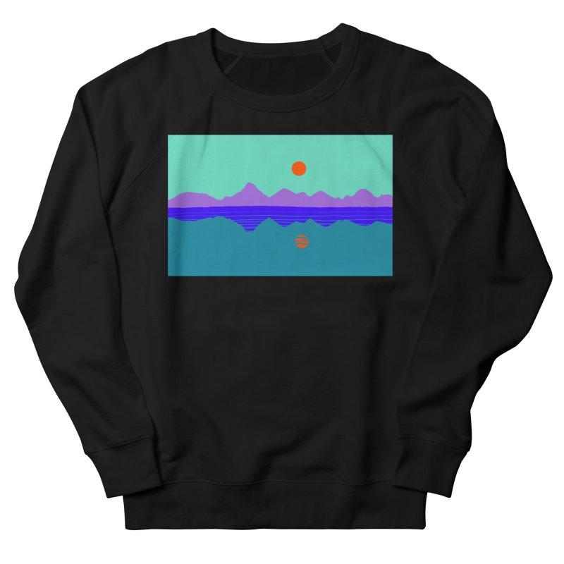 California Summer Sunset Women's Sweatshirt by dasiavou's Artist Shop
