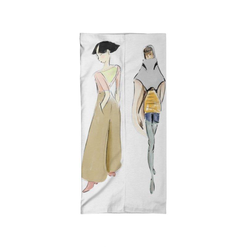 But Make It Fashion Accessories Neck Gaiter by dasiavou's Artist Shop