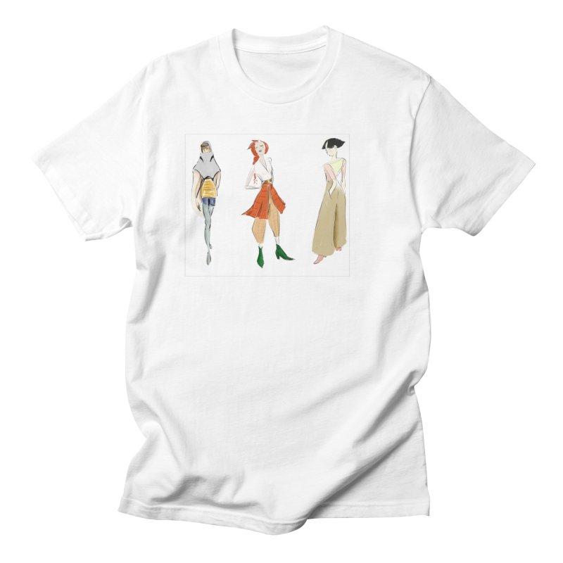 But Make It Fashion Men's T-Shirt by dasiavou's Artist Shop