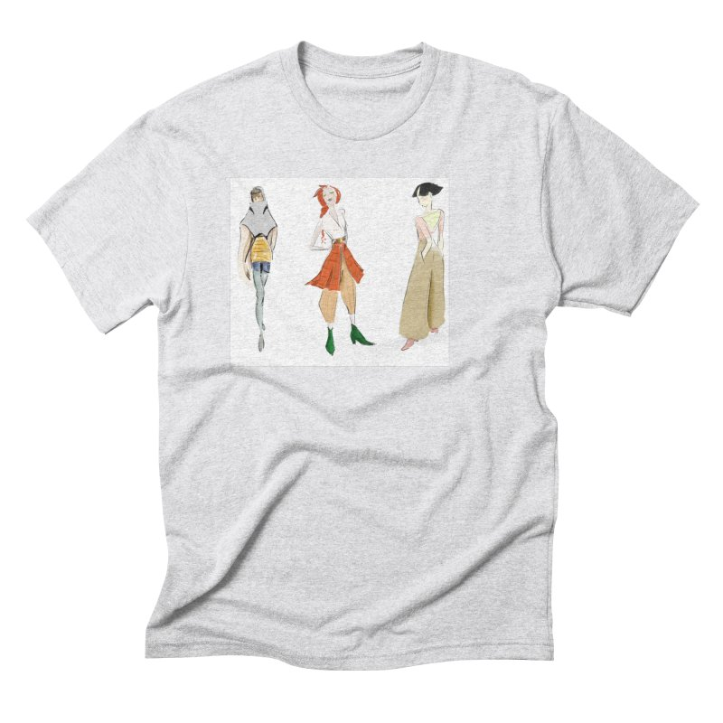 But Make It Fashion Men's T-Shirt by dasiavou's Artist Shop