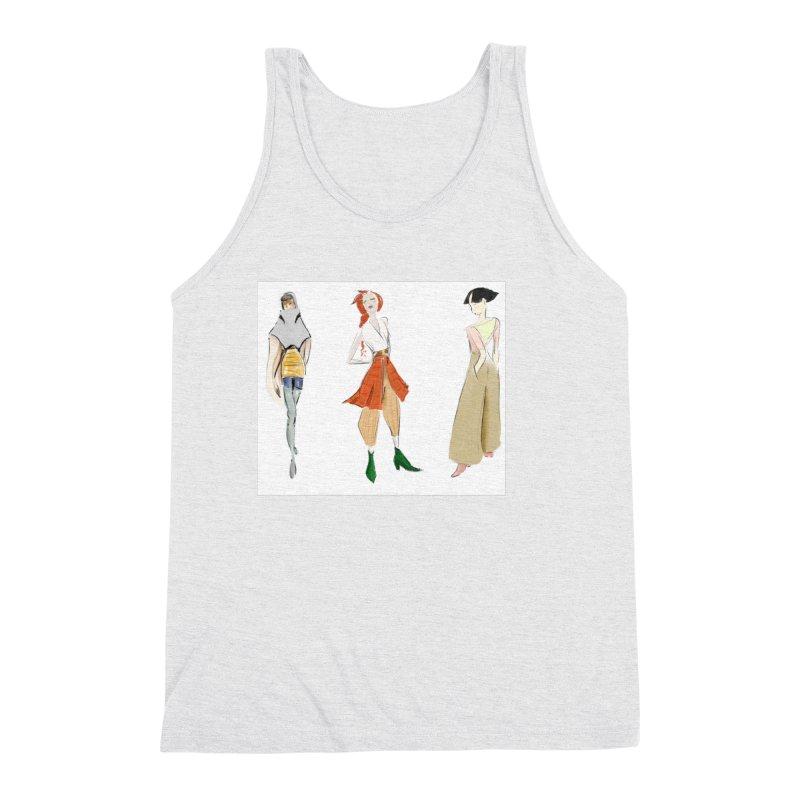 But Make It Fashion Men's Tank by dasiavou's Artist Shop