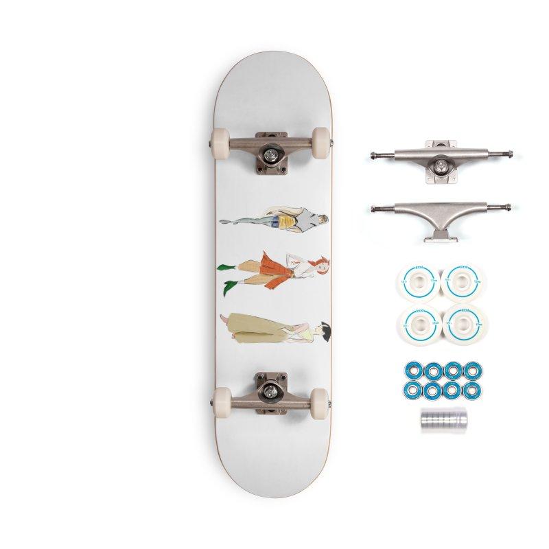 But Make It Fashion Accessories Skateboard by dasiavou's Artist Shop