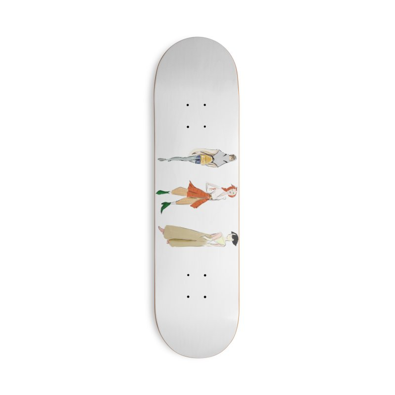 But Make It Fashion Accessories Skateboard by dasiavou's Artist Shop