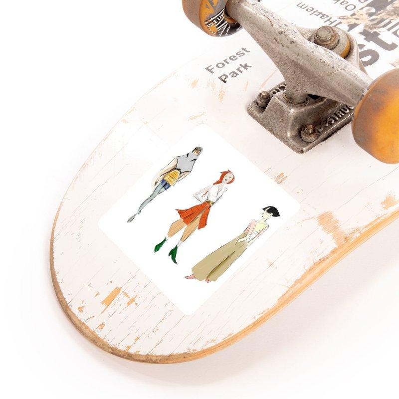 But Make It Fashion Accessories Sticker by dasiavou's Artist Shop