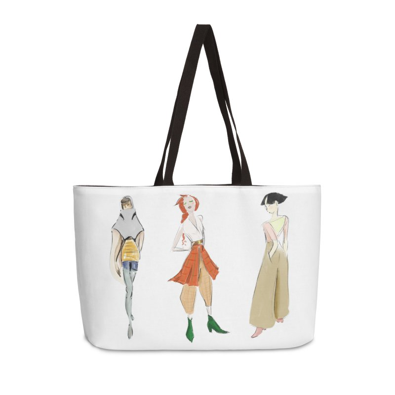 But Make It Fashion Accessories Bag by dasiavou's Artist Shop