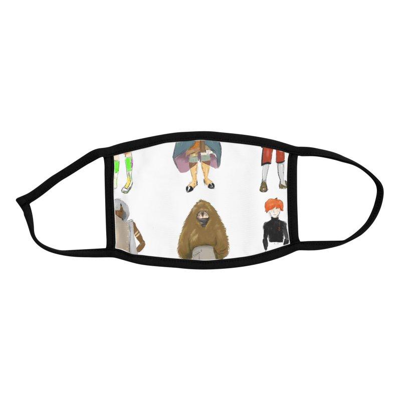 But Make It Fashion, Boys Accessories Face Mask by dasiavou's Artist Shop