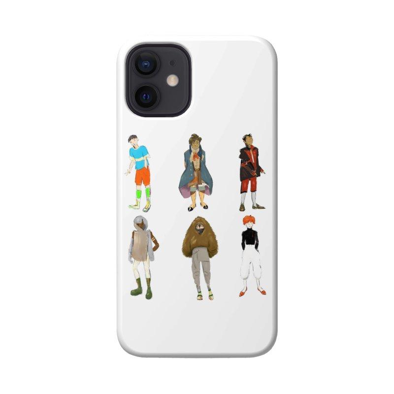 But Make It Fashion, Boys Accessories Phone Case by dasiavou's Artist Shop