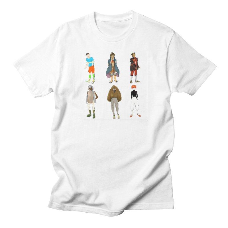 But Make It Fashion, Boys Men's T-Shirt by dasiavou's Artist Shop