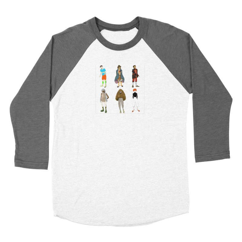 But Make It Fashion, Boys Women's Longsleeve T-Shirt by dasiavou's Artist Shop
