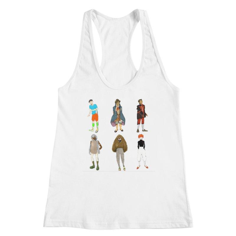 But Make It Fashion, Boys Women's Tank by dasiavou's Artist Shop
