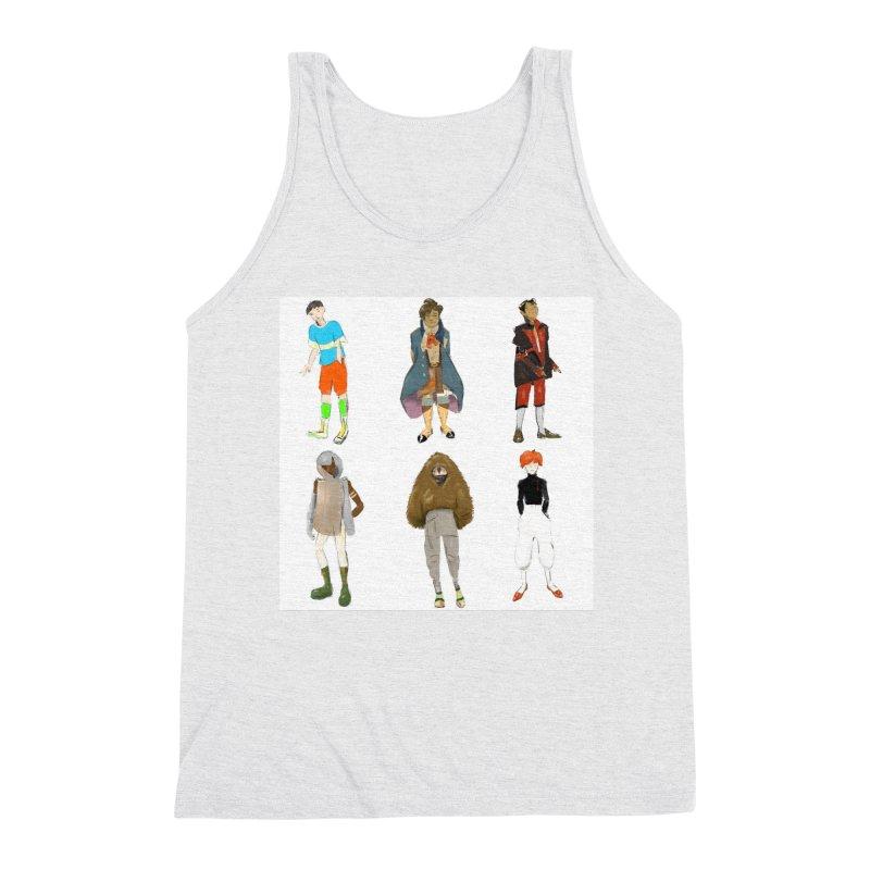 But Make It Fashion, Boys Men's Tank by dasiavou's Artist Shop