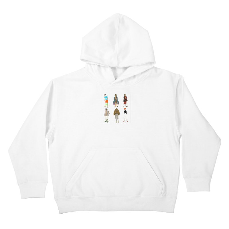 But Make It Fashion, Boys Kids Pullover Hoody by dasiavou's Artist Shop